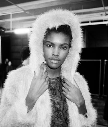 Backstage: inside Rag & Bone fall-winter 2016-2017 runway show seen by Darryl Richardson