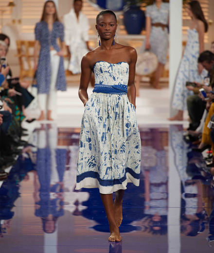 Ralph Lauren spring-summer 2018 fashion show