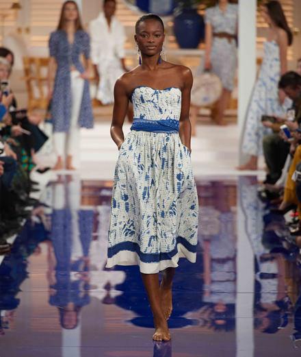 Ralph Lauren spring-summer 2018 fashion show