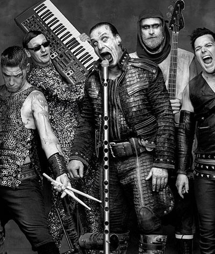 Rammstein : histoire d'un groupe de metal obscène et controversé