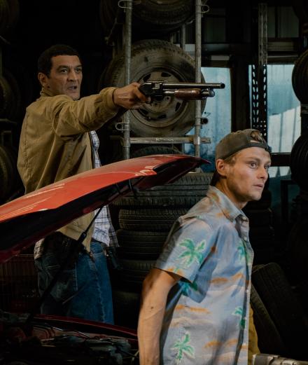Ramzy Bedia et Rod Paradot réunis dans un thriller coup de poing