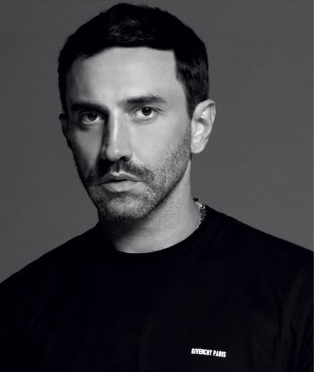"""""""I would never get close to celebrities for strategic reasons"""", Riccardo Tisci exclusive confidences"""