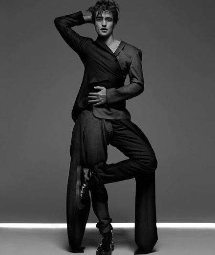 Offrez-vous le portrait de Robert Pattinson par Mondino