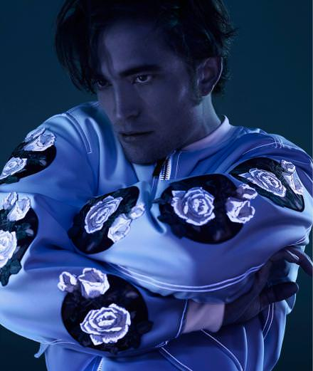 """I've started making clothes."" confides Dior Homme's new face Robert Pattinson in Numéro Homme"
