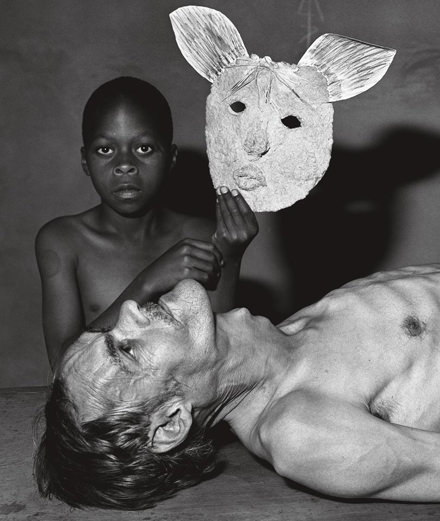 Portfolio : les cauchemars visuels de Roger Ballen