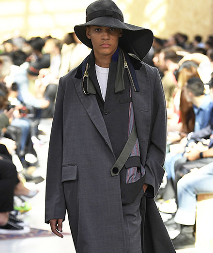 Sacai Men Spring-Summer 2020 fashion show
