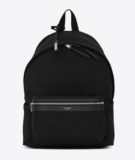 L'objet du jour : le sac à dos connecté de Saint Laurent
