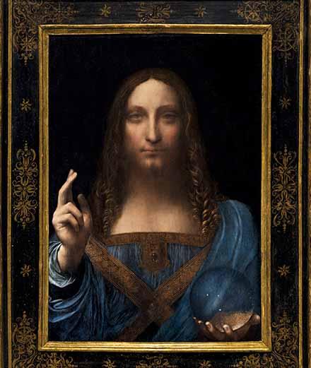 Alex Rotter, l'homme qui a vendu le de Vinci au téléphone