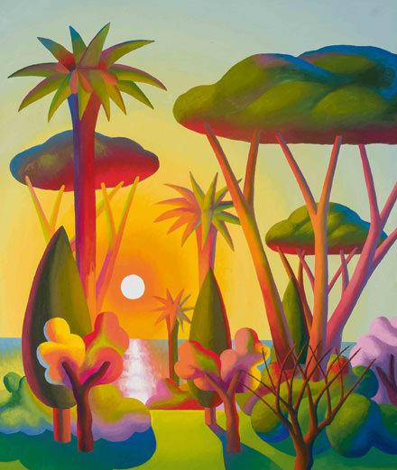 La provocation figurative de Salvo, artiste majeur de l'avant-garde
