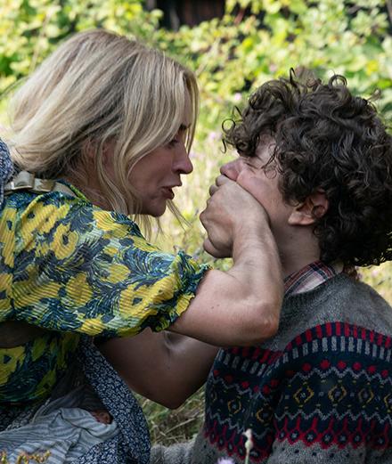 """Cillian Murphy et Emily Blunt en danger dans """"Sans un bruit 2"""""""