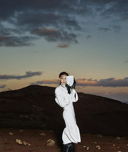 """La série mode """"Dunes"""" par Txema Yeste"""