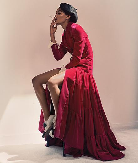 """La série mode """"La Couture"""" par Katja Mayer"""