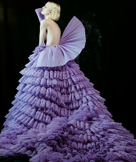 Les plus belles créations haute couture printemps-été 2019 photographiées par Katja Mayer