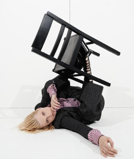 """Exclusif : la série mode """"Pantomime"""" d'Alessio Bolzoni"""