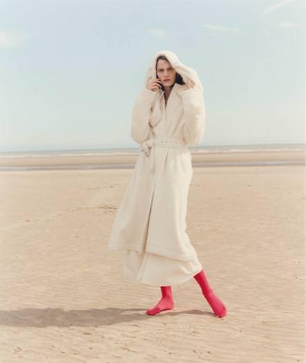 "Exclusif : la série mode ""Promesse de l'aube"" de Janneke van der Hagen"