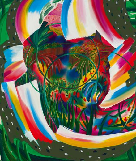 Qui est la peintre Shara Hughes, coloriste hors norme ?
