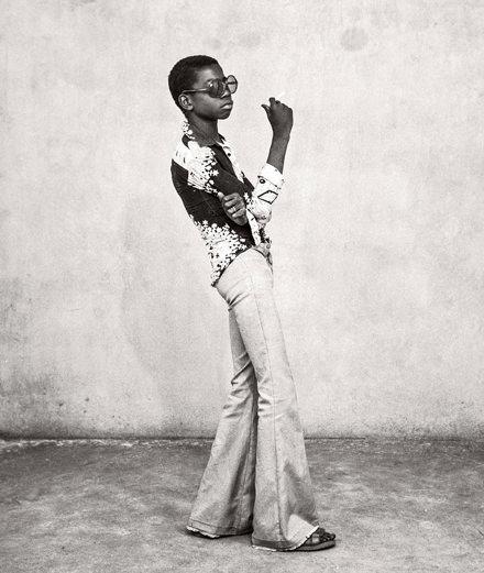 Malick Sidibé, l'œil de Bamako à la Fondation Cartier