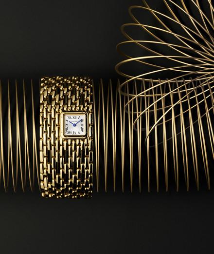 SIHH 2019 : Les nouveautés de Cartier au Salon international de la haute horlogerie