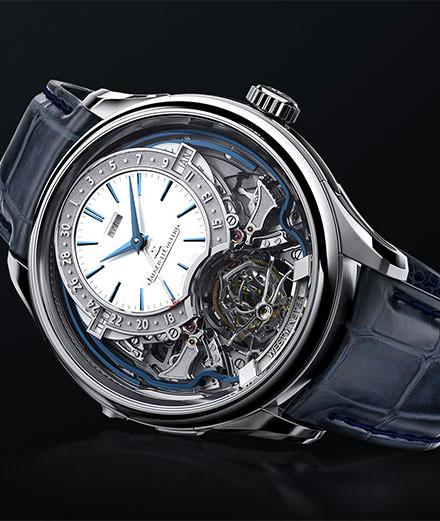 SIHH 2019 : les nouveautés Jaeger-LeCoultre au Salon international de la haute horlogerie