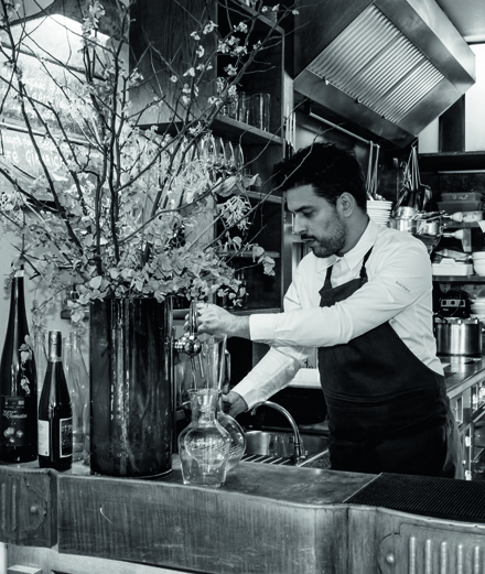 Simone Tondo, le chef italien fou de la France