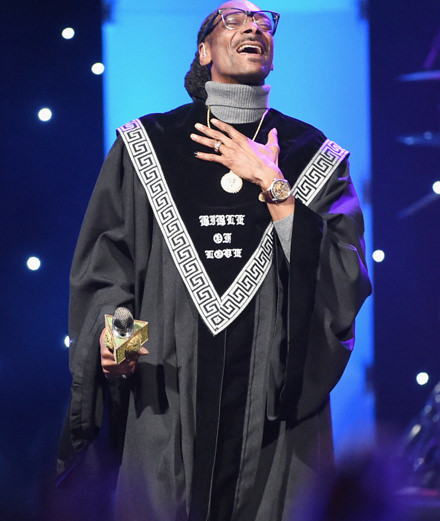 Mais quelle est donc la dernière folie de Snoop Dogg ?
