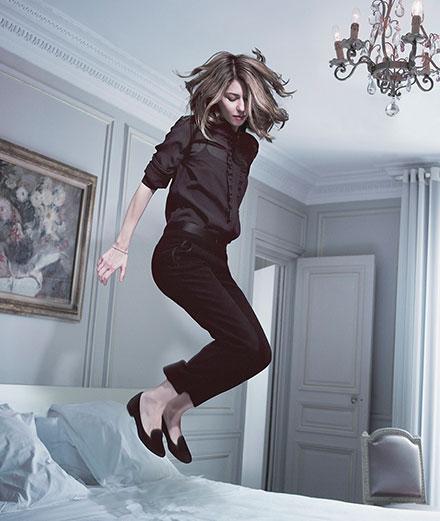 Offrez-vous le portrait de Sofia Coppola par Mondino