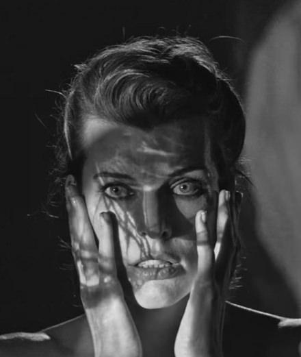 """Milla Jovovich in command of SOHN's video """"Signal"""""""