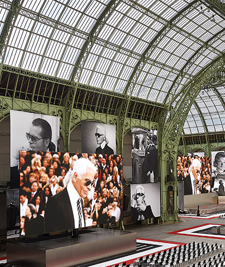 """Video: take a look at the """"Karl For Ever"""" evening in Paris"""