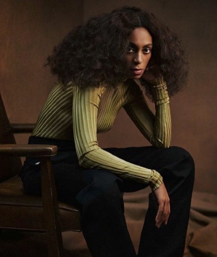 Solange Knowles' fantasy world in 11 pictures
