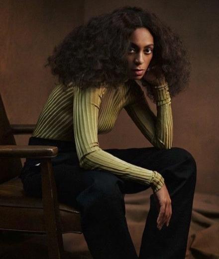 Le monde fantastique de Solange Knowles en 11 images