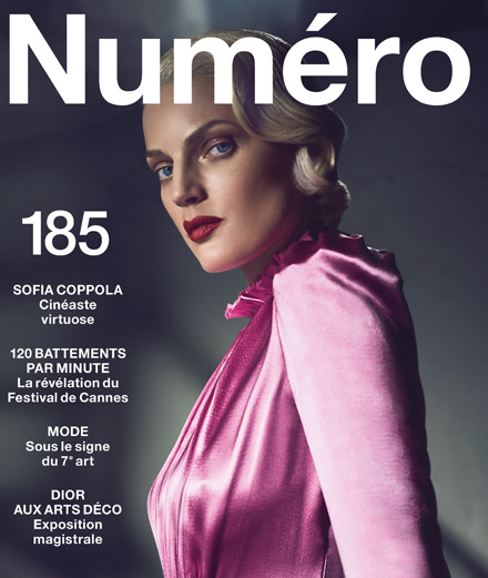 Sofia Coppola, Monica Bellucci, Audrey Tautou... Find out what's in the August 2017 Cinema Numéro