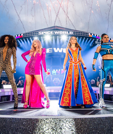 Why fans were disappointed by the return of the Spice Girls