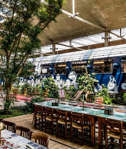 Start-up, pizzas et burrata... À quoi ressemble La Felicità, le plus grand restaurant d'Europe