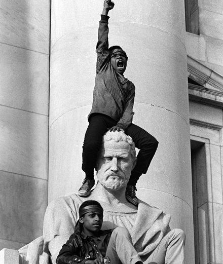 Infiltration chez les Black Panthers avec le photographe Stephen Shames