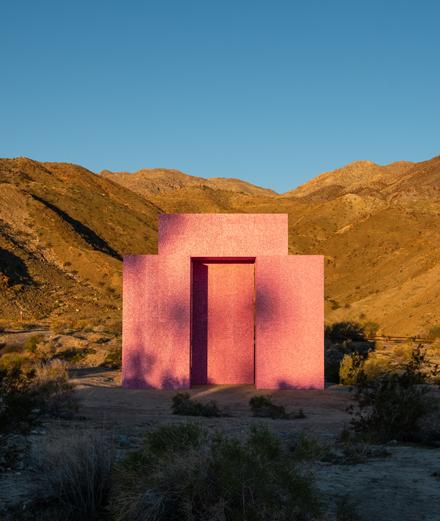 Dans le désert : un best of de l'art contemporain monumental