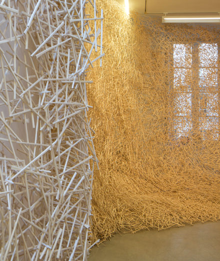 100 000 raisons d'aller voir l'exposition de Tadashi Kawamata