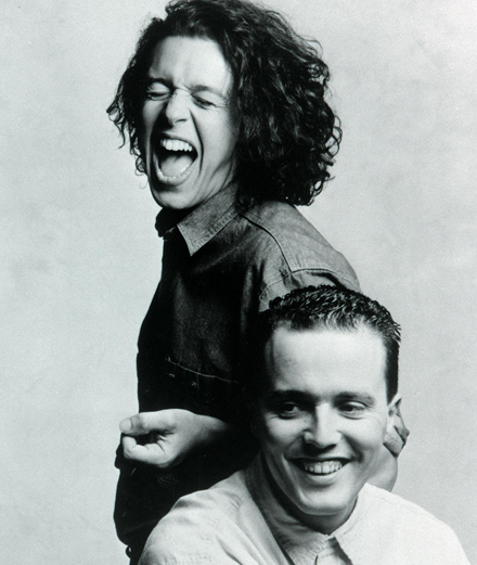 The new wave explosion of Tears for Fears