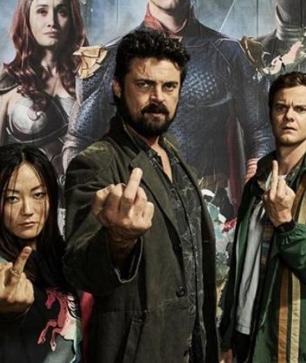 """""""The Boys"""" : les super-héros les plus affreux reviennent sur Amazon Prime"""