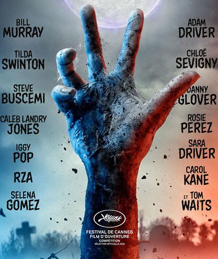 En direct de Cannes : les zombies de Jim Jarmush s'emparent de la Croisette