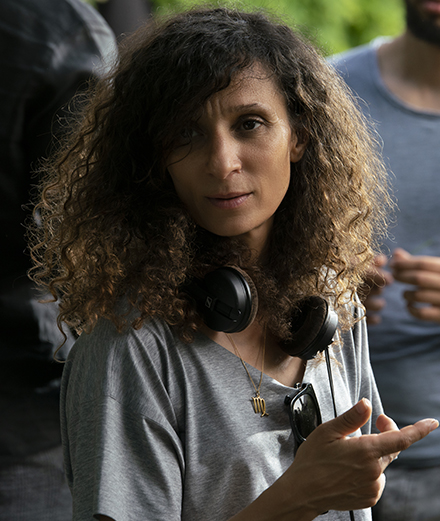 Rencontre avec Houda Benyamina, réalisatrice de Divines et The Eddy