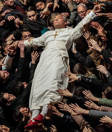 Masturbation and Marilyn Manson at the Vatican