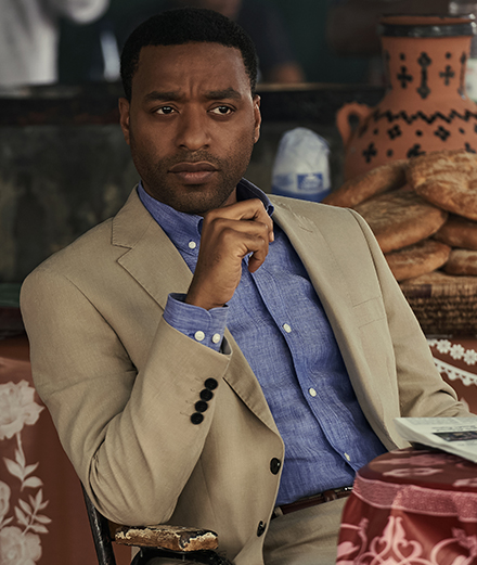 """The Old Guard"" : rencontre avec Chiwetel Ejiofor & Harry Melling"