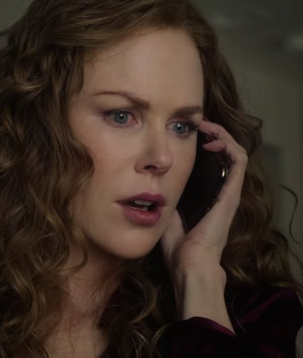 Nicole Kidman accused of murder on OCS