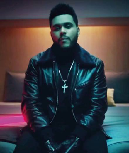 "The Weeknd and Daft Punk unveil ""Starboy"" video"