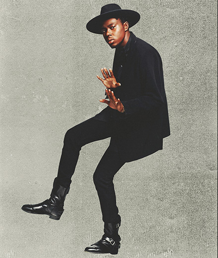 Theophilus London surprend avec un album créole