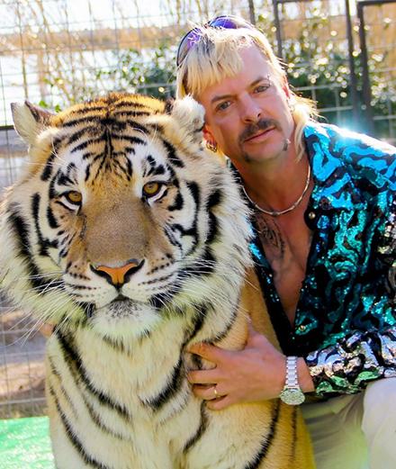 Tiger King: la série sur le trafic d'animaux qui électrise le Net