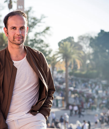 Tino Sehgal ignites the Jemaa el-Fna square in Marrakech