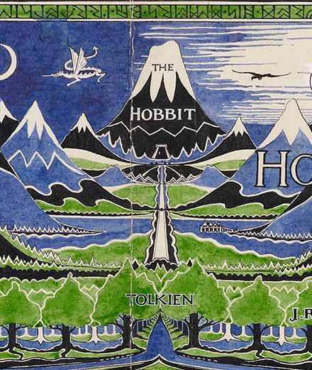 Tolkien : le prof surdoué qui créa le Hobbit
