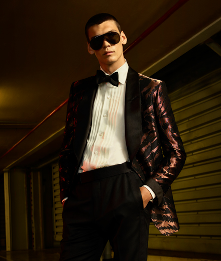 Tom Ford signe une collection homme pour Mr Porter