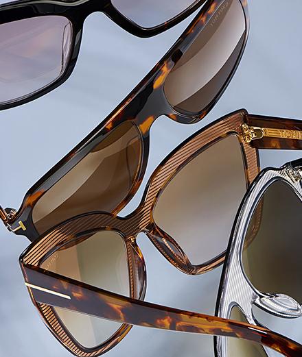 Tom Ford sort des lunettes de soleil fabriquées à la main au Japon